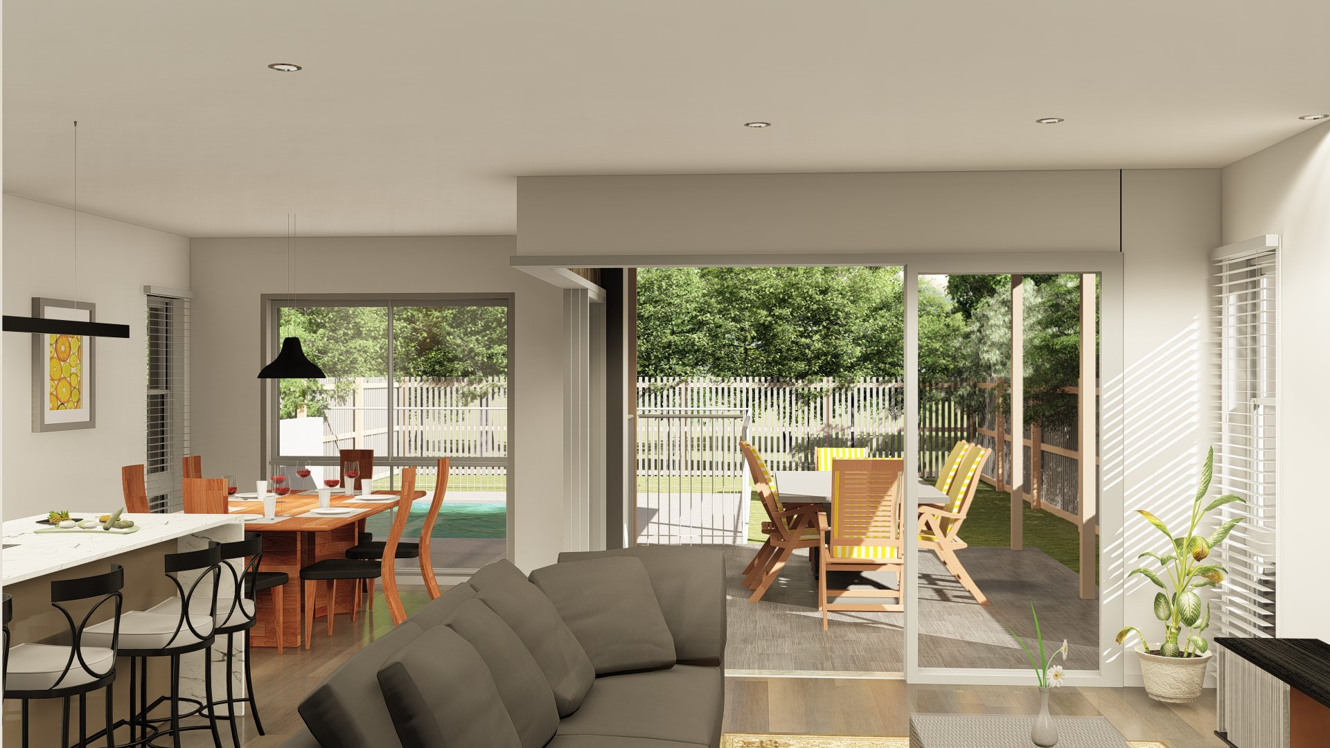 Newfarm | Small Lot Homes by Peter Stephens