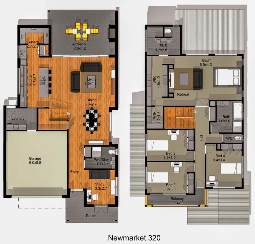 Newmarket 320