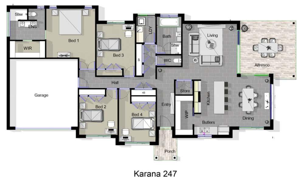 Karana 247 Floor Plan (1)