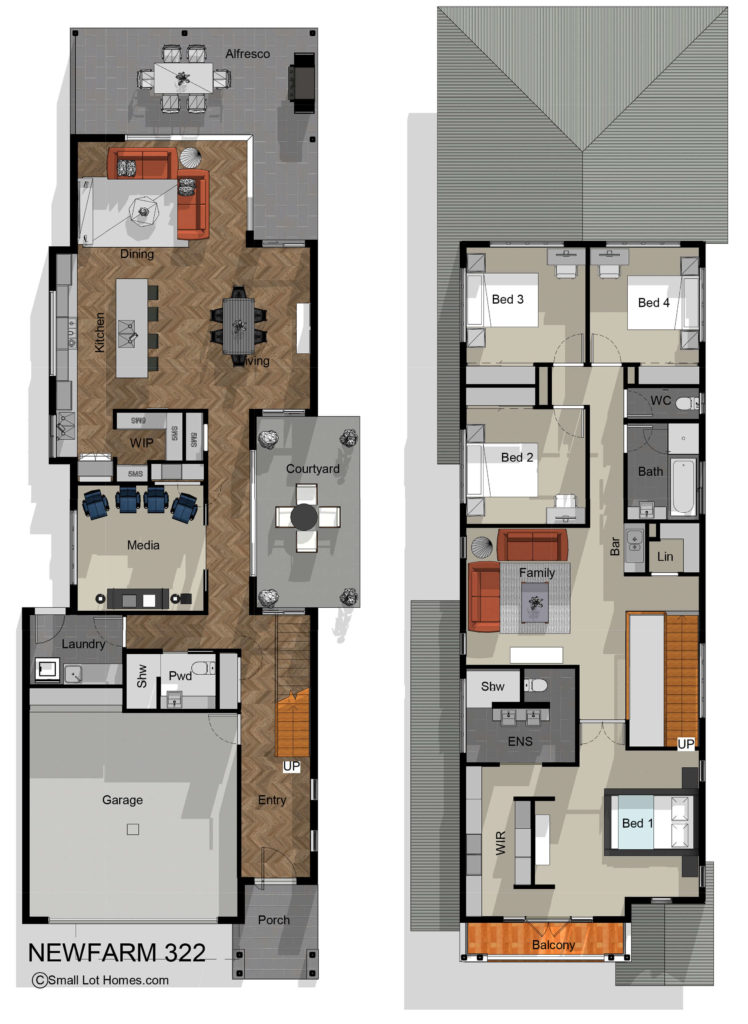 Newfarm 322 2019 Hampton Concept Plans