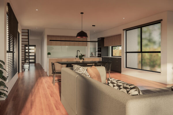 Corinda 316 Living Kitchen2-2