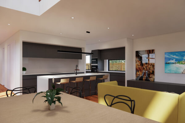 Corinda 338 Dining Kitchen