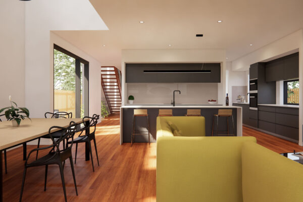 Corinda 338 Living Kitchen